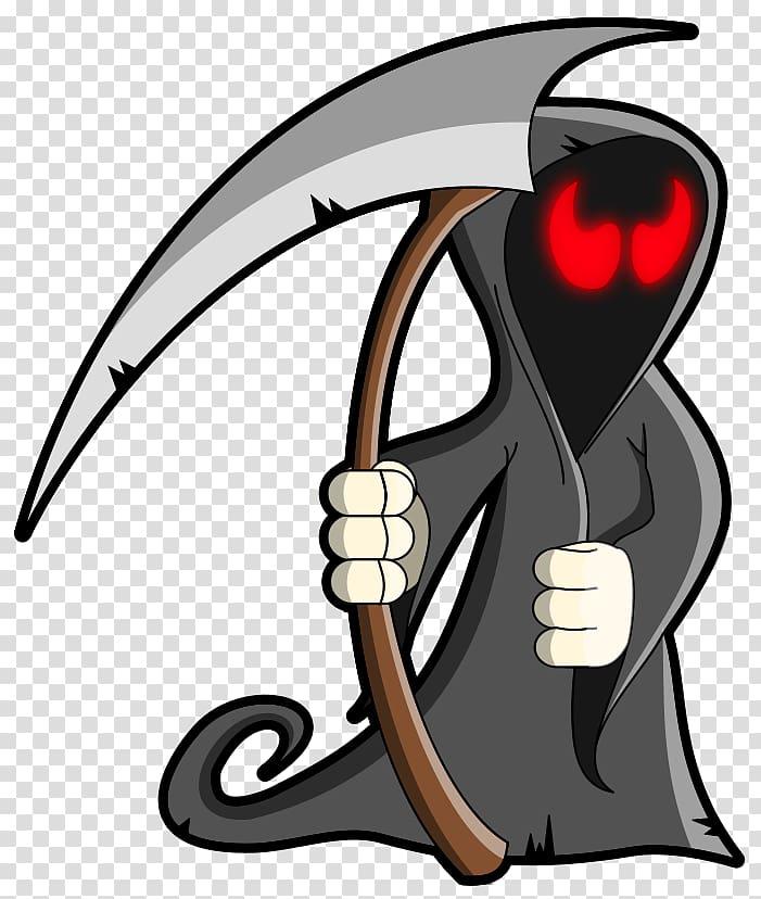 Grim reaper , Death Icon Computer file, Halloween Grim.