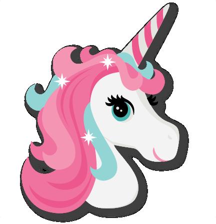 Large Unicorn Clipart.