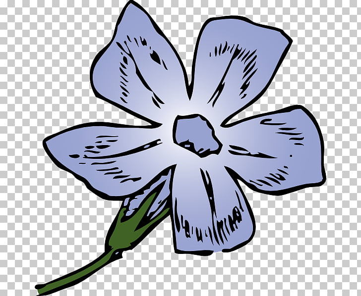 Periwinkle Computer Icons , Larkspur Flower Tattoos PNG.