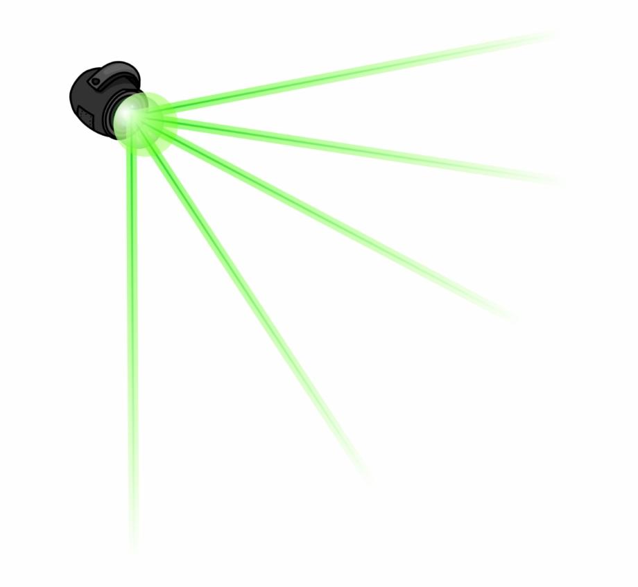 Laser Lights Sprite Triangle.
