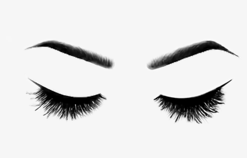 Free Eye Lashes Clip Art with No Background , Page 2.