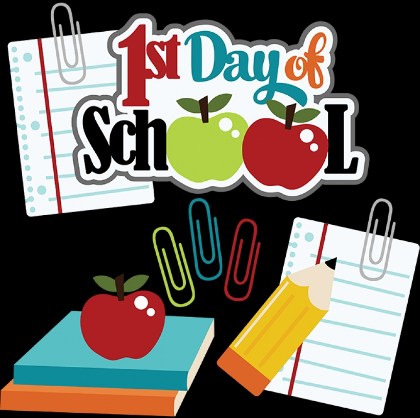 Free Last Day Of School Clipart.