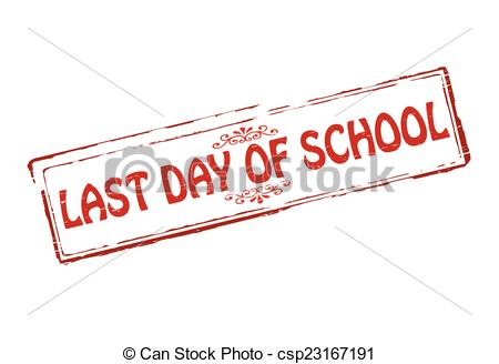 clipart of last day of school #14