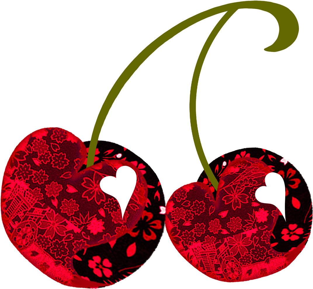 Latest Hearts Cherry Transparent Png Clipart Free Earrings.