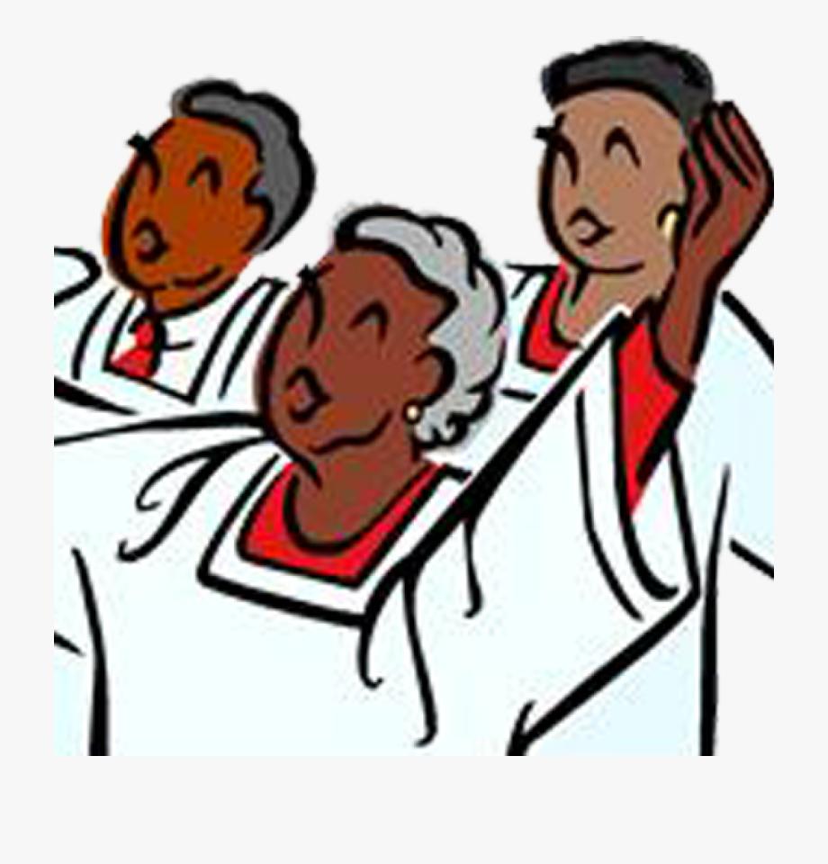 Choir Music Clipart.