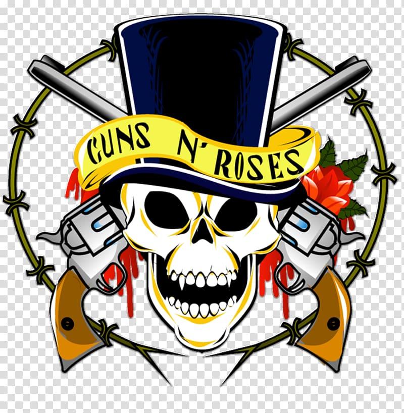 Guns N\\\' Roses Greatest Hits Music Logo, guns transparent.