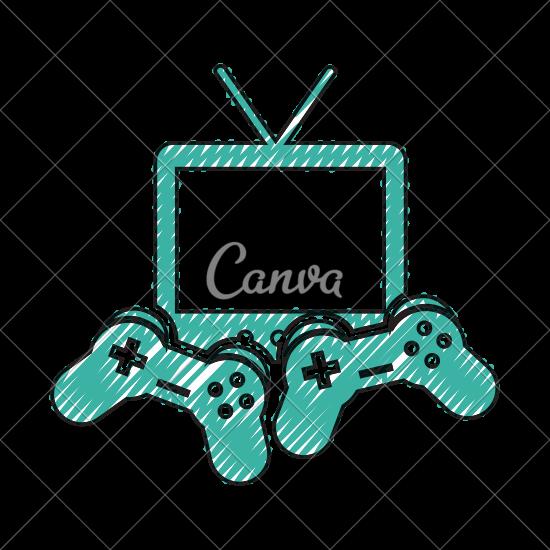 Clip art Video Games Portal Game Controllers.