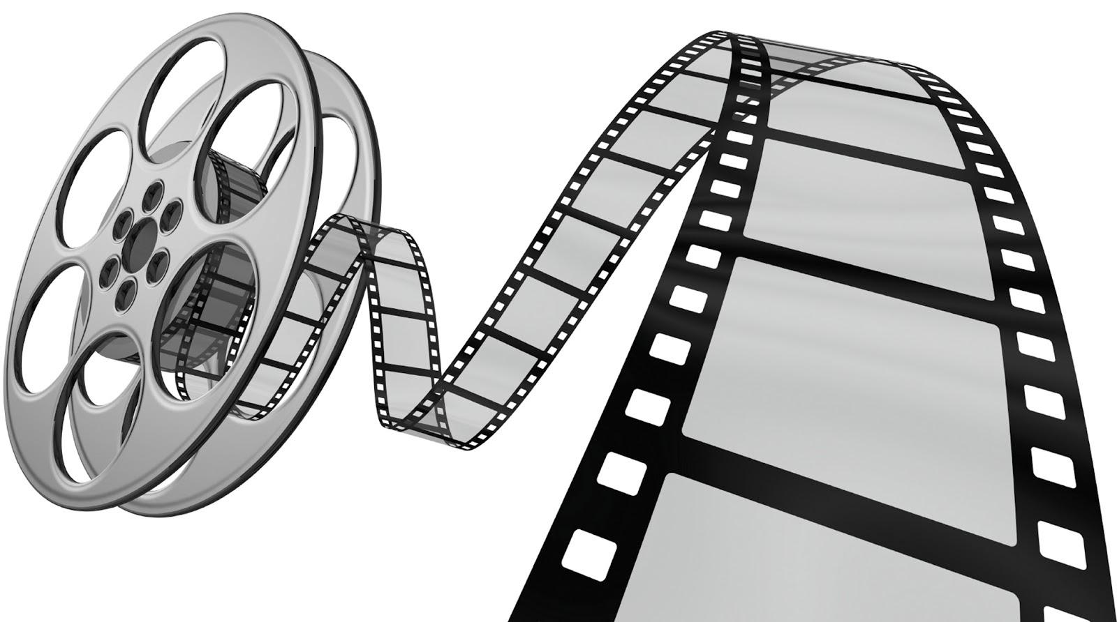 Film Video Clipart.