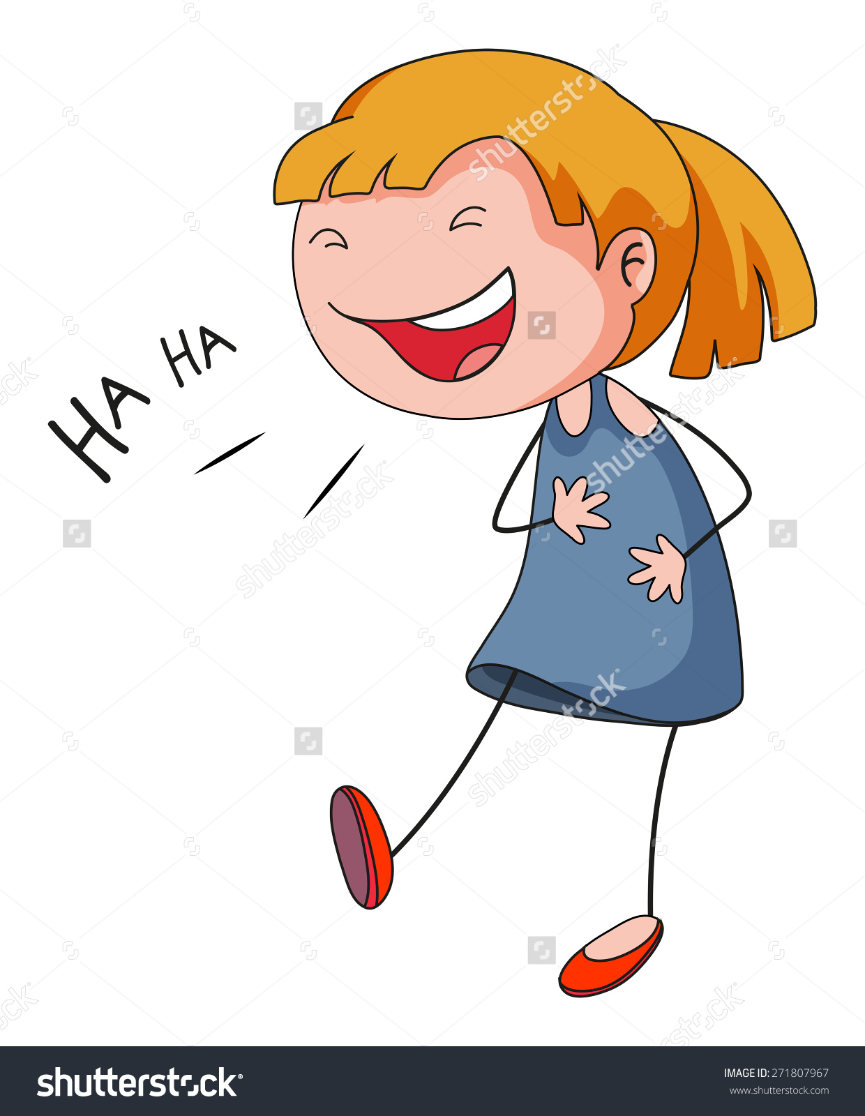 Clipart woman laughing hysterically 3 » Clipart Station.