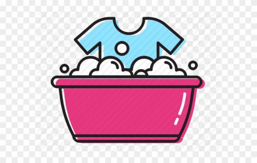 Icons Clipart Laundry.