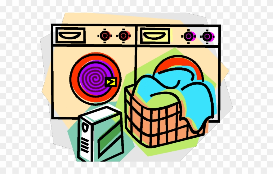 Pioneer Clipart Laundry.