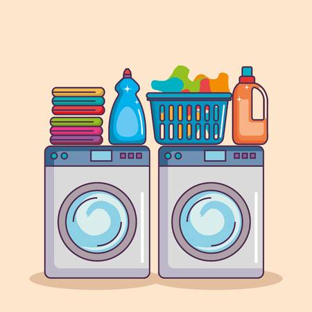 3,379 Laundry Room Stock Vector Illustration And Royalty Free.