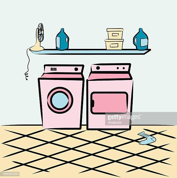 39 Laundry Room Stock Illustrations, Clip art, Cartoons & Icons.