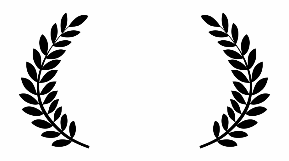 Clipart Laurel Wreath For Film Festival Awards.