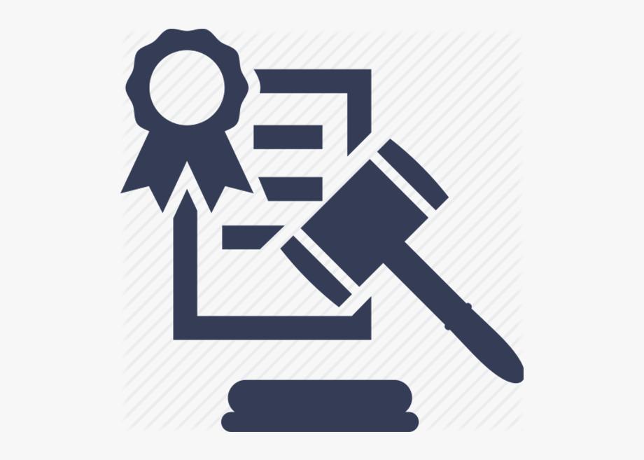 Law Clipart Legal Document.