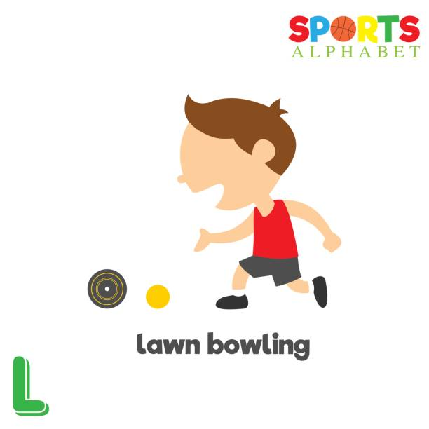 Best Lawn Bowling Illustrations, Royalty.