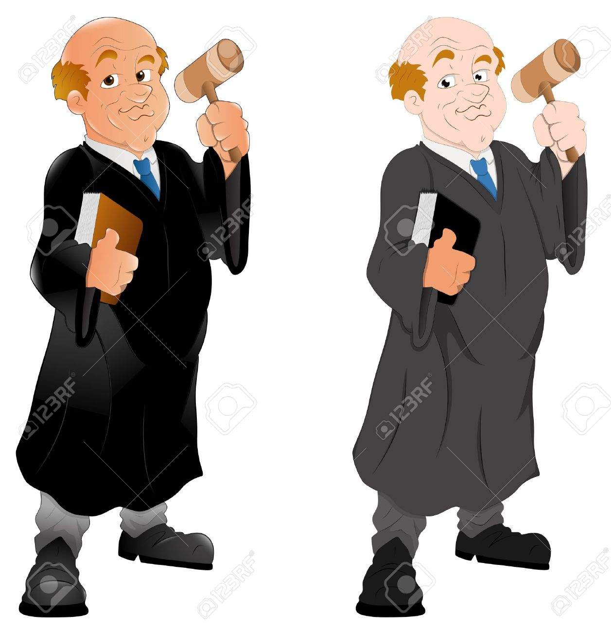Lawyer Clipart.