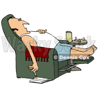 Showing post & media for Lazy boy chair cartoon.