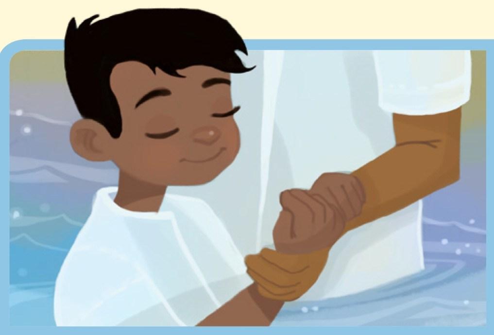 Baptism lds clipart 2 » Clipart Portal.