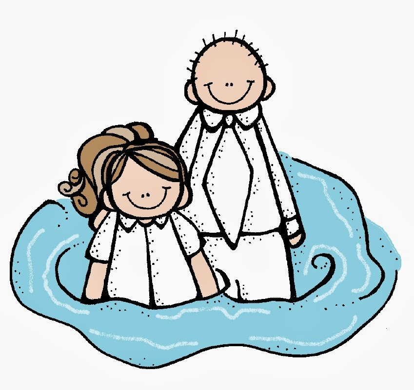 LDS Baptism Clip Art Free N3 free image.