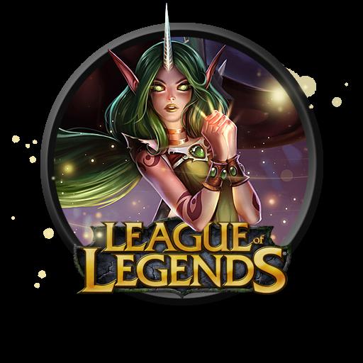 League of Legends Clip Art.