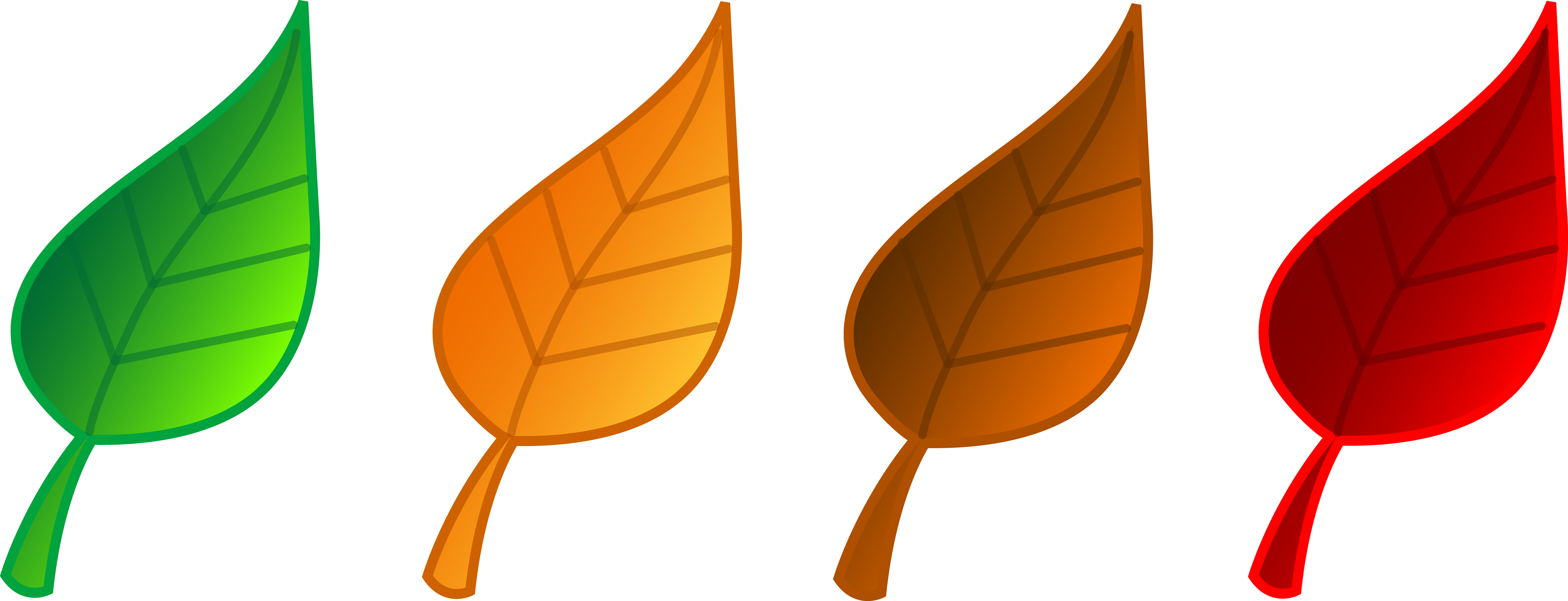 Best Fall Leaves Clip Art #22631.