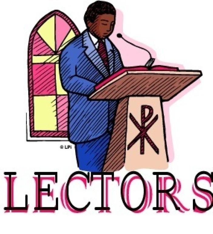 Lectors.