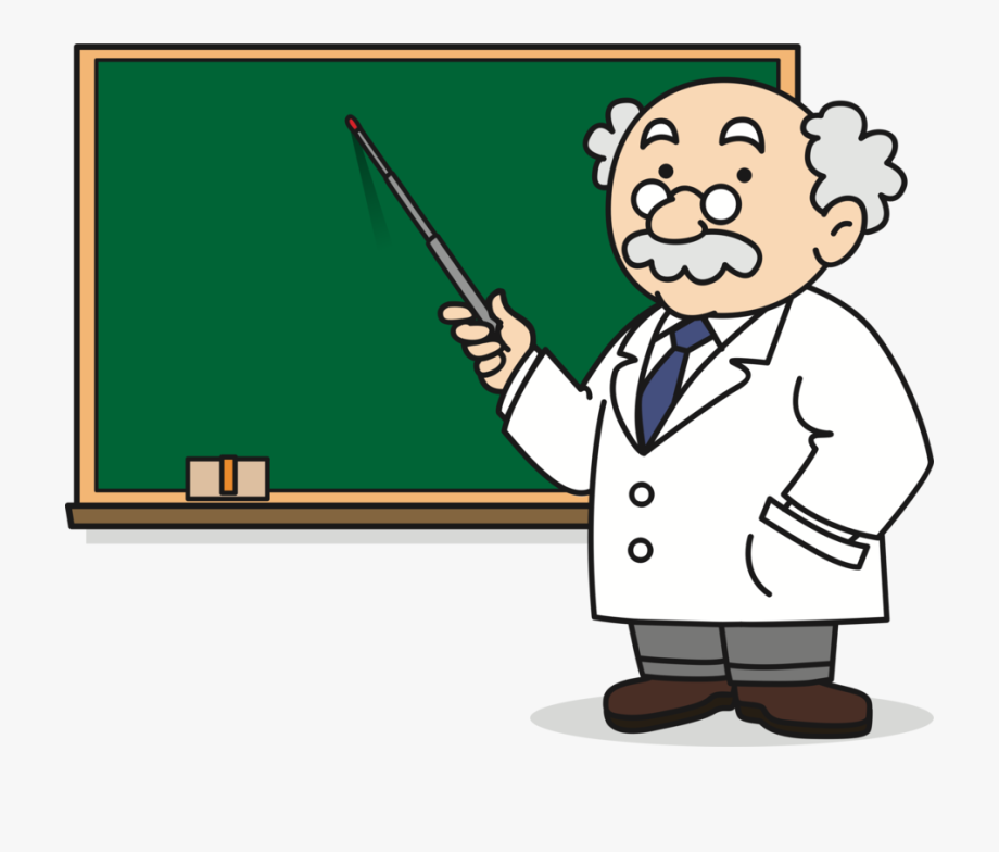 Professor Clipart 2 Teacher.