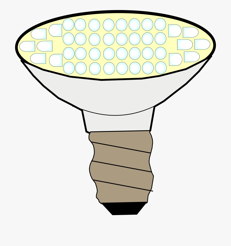 Light Bulb Clipart.