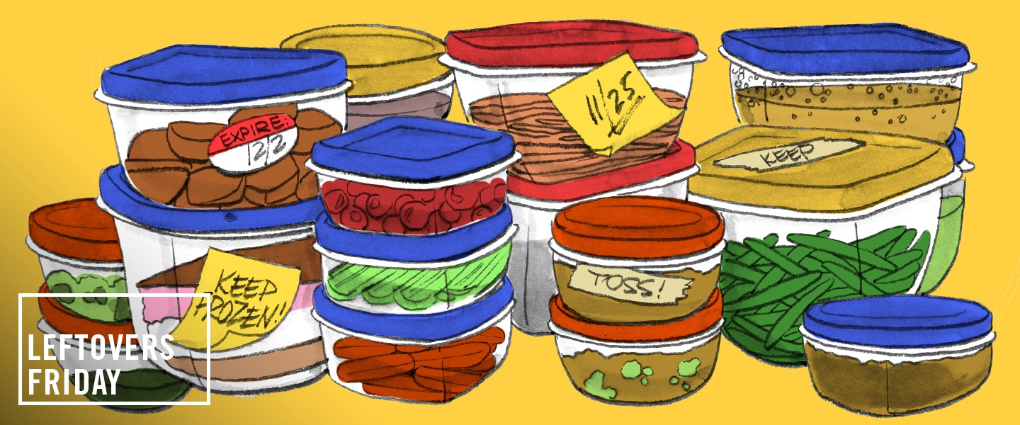 Thanksgiving Leftovers Clipart.
