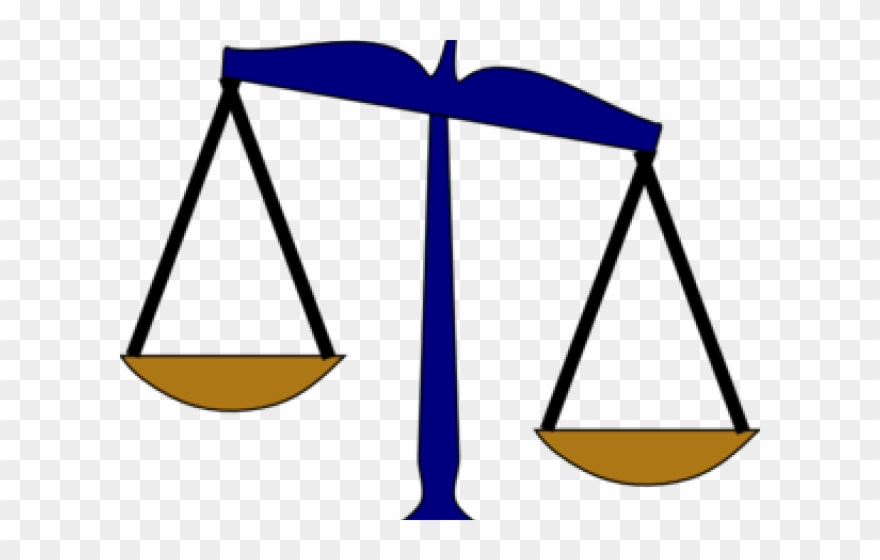 Scale Clipart Legal System.