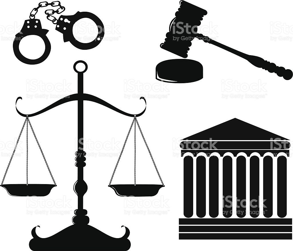 Court System Clipart.