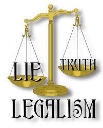 Legalism.