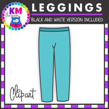 Leggings ClipArt.