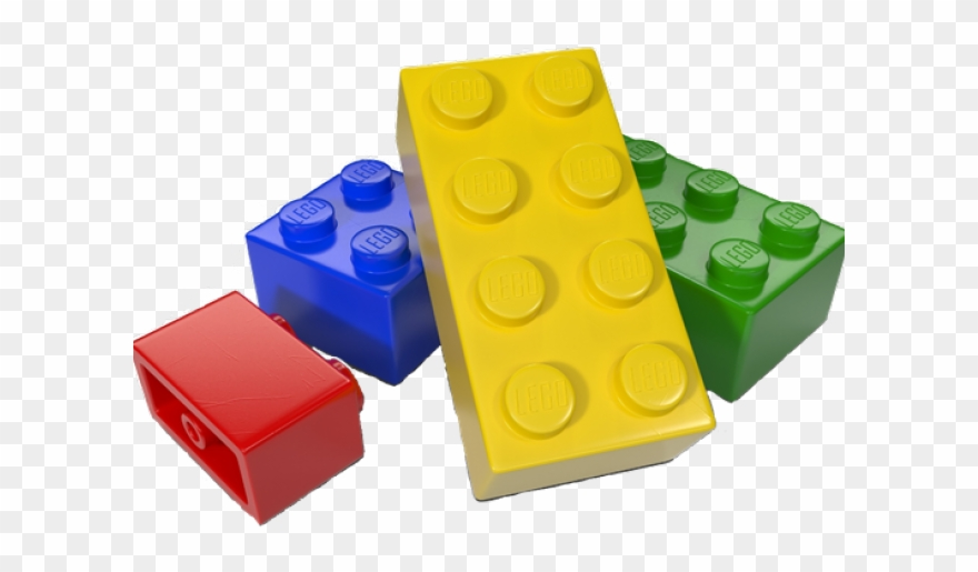 Lego Bricks Transparent Background Clipart (#4225311.
