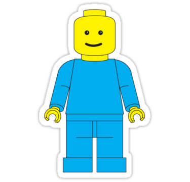 Lego man clipart 2 » Clipart Station.