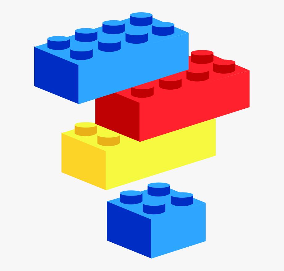 Lego Clip Art.