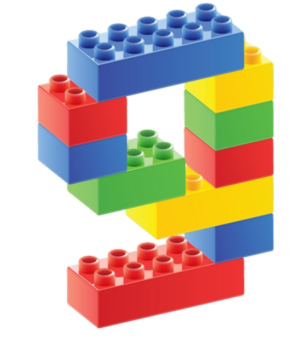 Clipart legos 1 » Clipart Station.