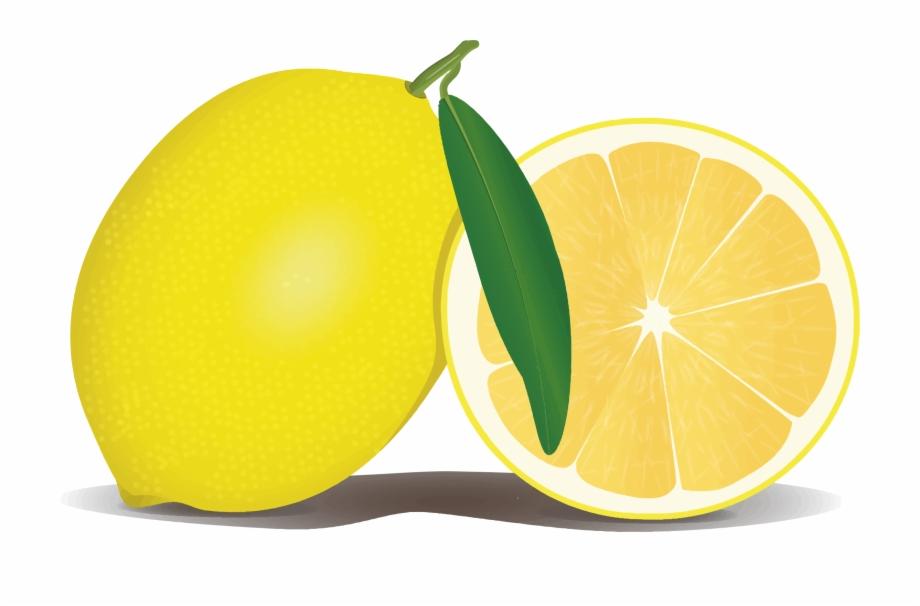 Lemon Png File.