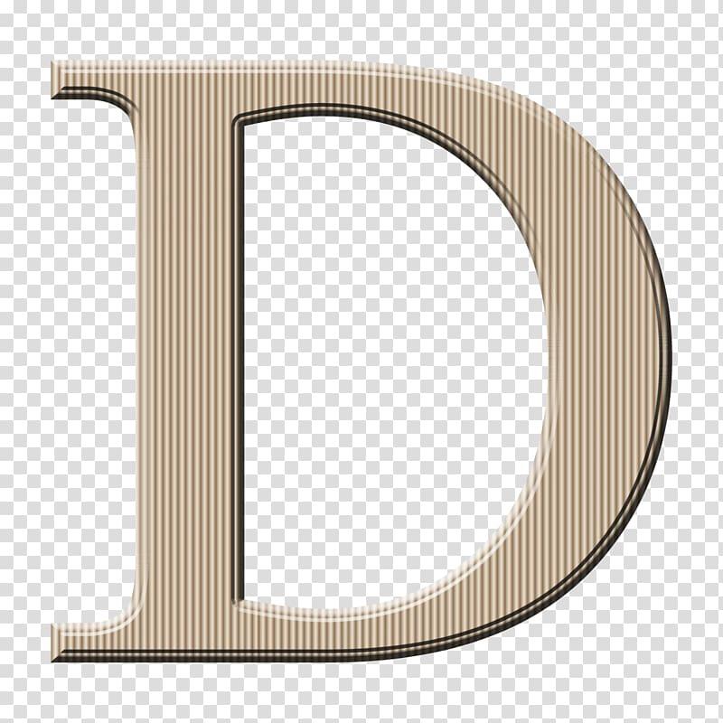 Letter case Alphabet , LETTER D transparent background PNG.