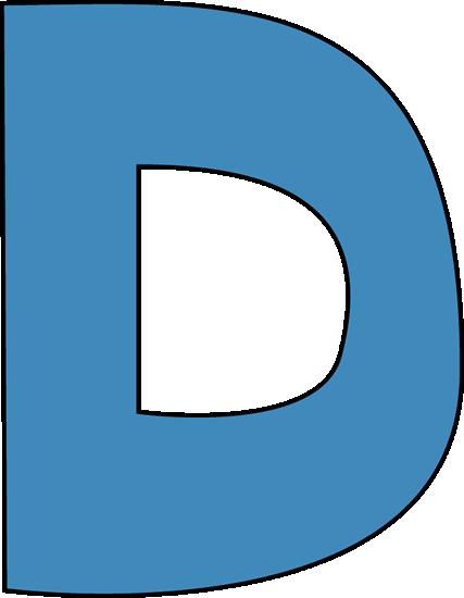 Free Letter D Clipart, Download Free Clip Art, Free Clip Art.