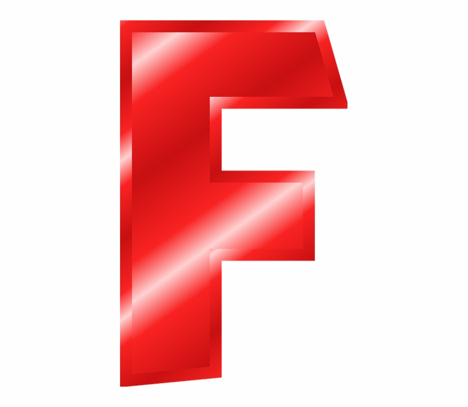 Letter F Png.