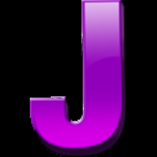 Letter J Icon 1.
