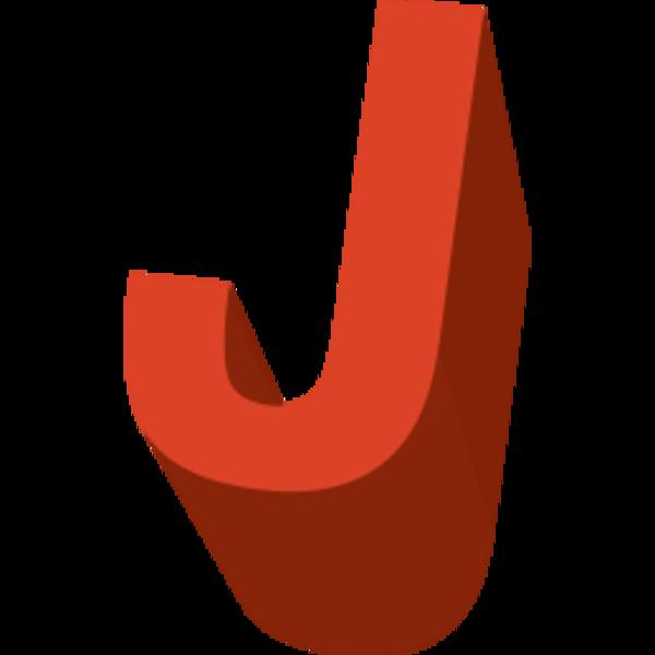 Letter J Cliparts.