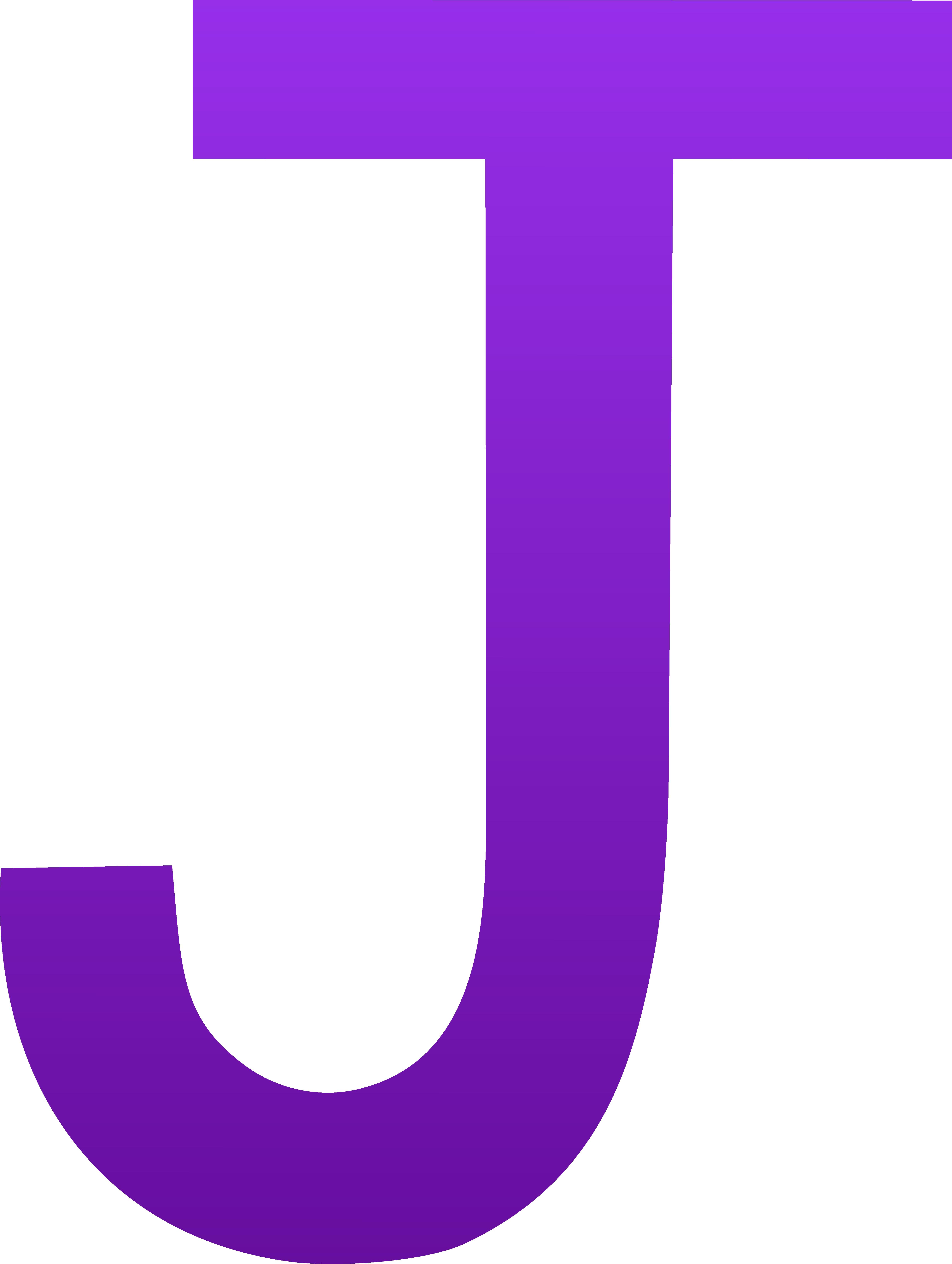 clipart letter j #13