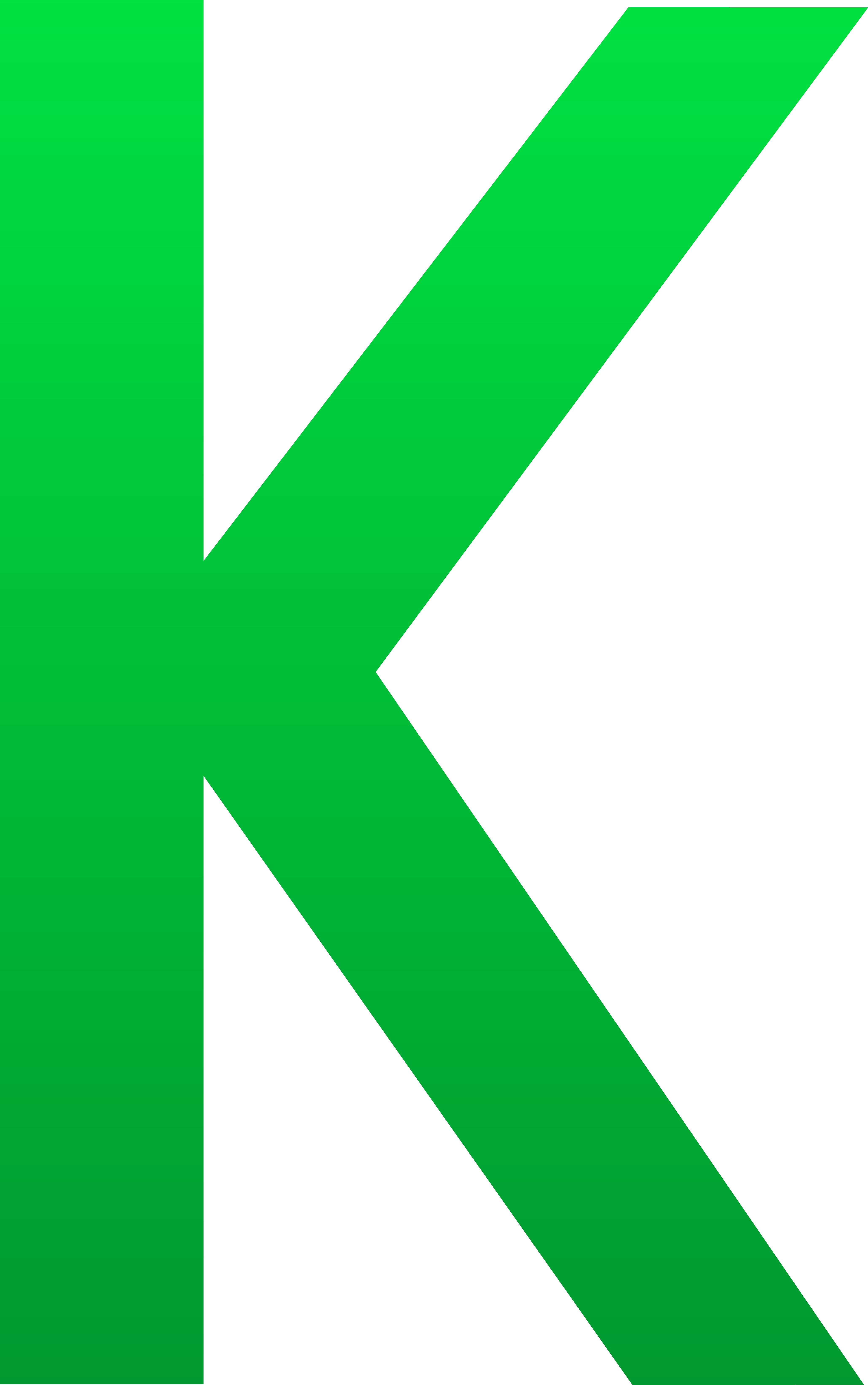 The Letter K.