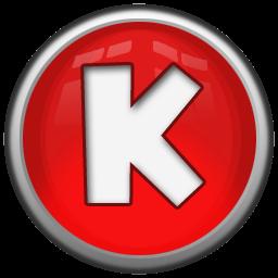 clipart letter k #7