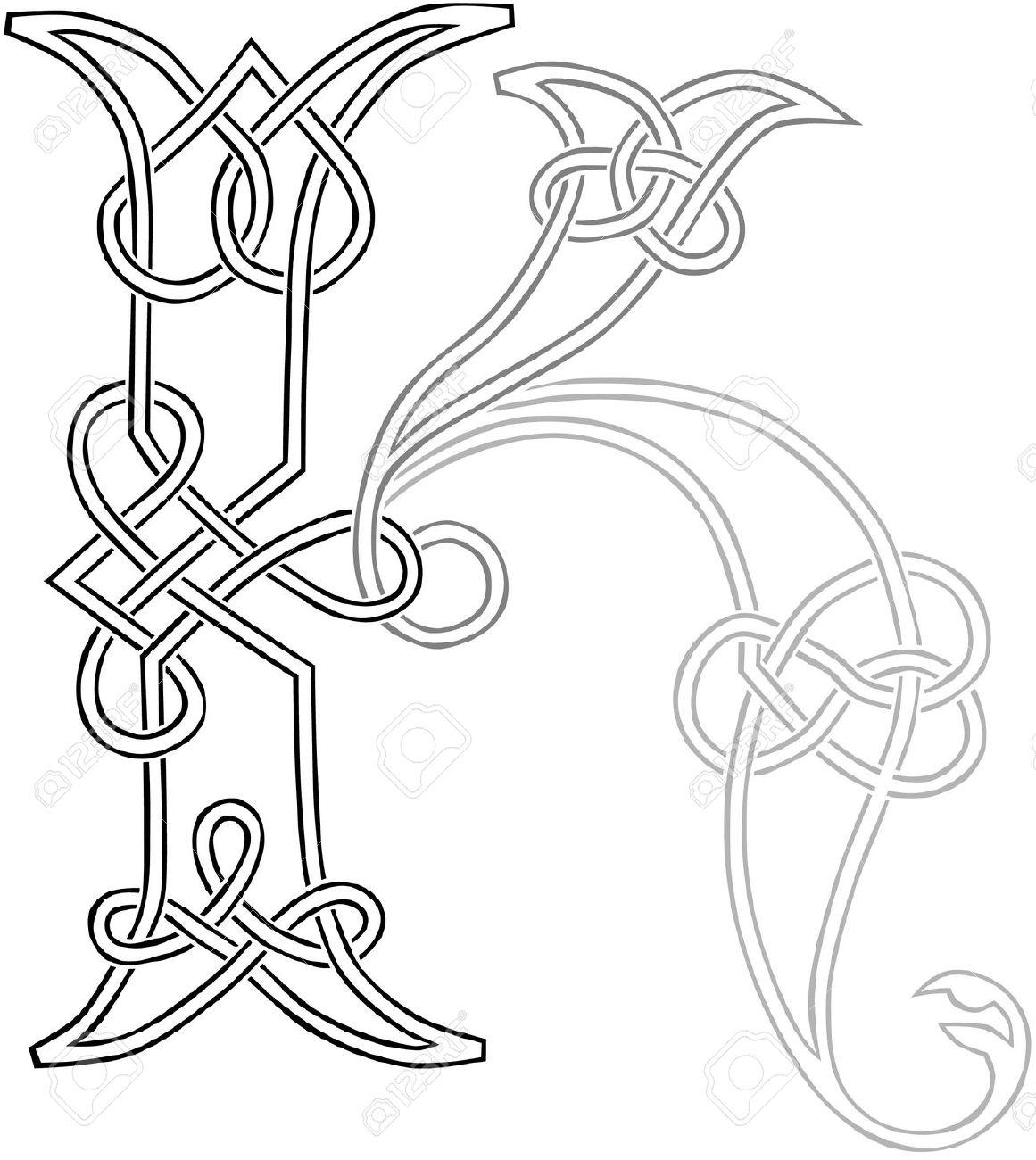 A Celtic Knot.