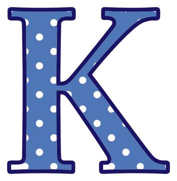 Letter K Clipart & Letter K Clip Art Images.