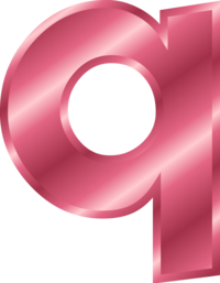 Letter Q Clipart.